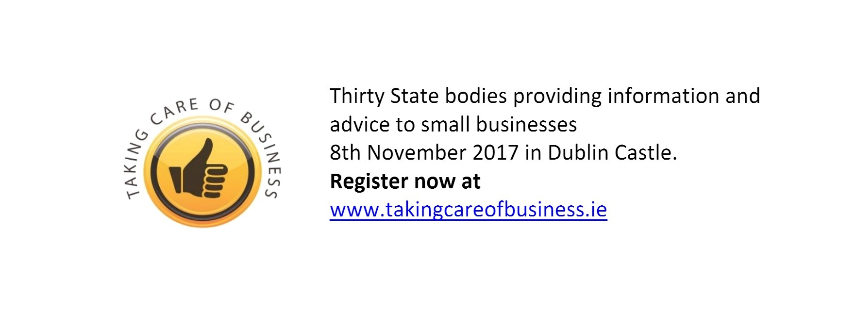 Taking Care of Business 2017
